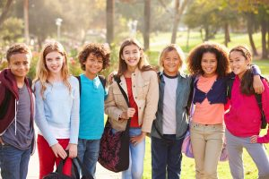 Real Prevention Promoting Health Program for Middle School